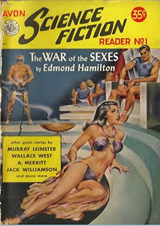Avon Science Fiction Reader #1 1951: Pulp Magazine