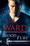 Blood Fury (Black Dagger Legacy, #3)