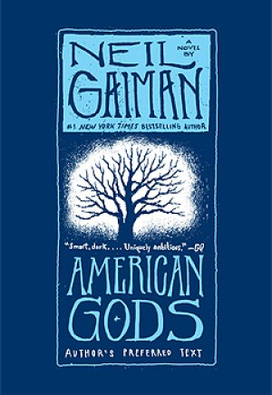 #Printcess review of American Gods by Neil Gaiman