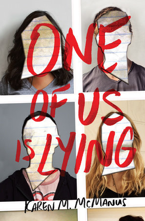 One of Us Is Lying by Karen M. McManus — Reviews ...