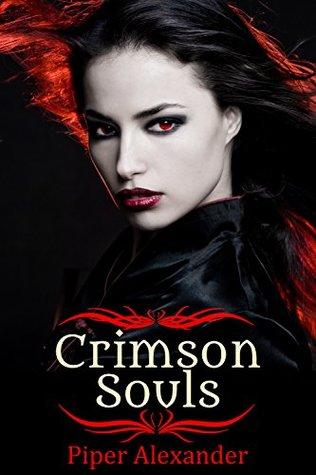 Crimson Souls (Crimson Angel Book 1)