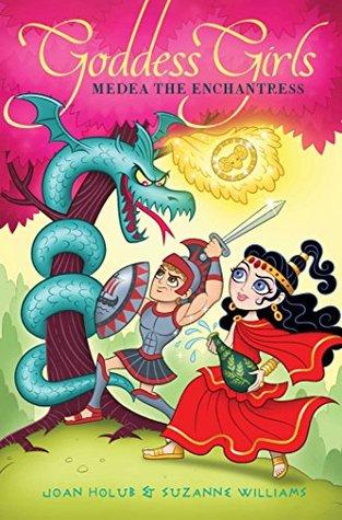 Medea the Enchantress (Goddess Girls #23)