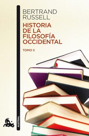 Historia de la filosofía occidental, tomo II