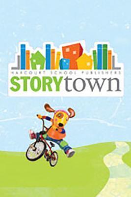 Storytown: Hisd Summer School Box B Grade K