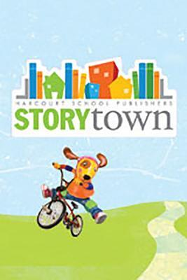 Storytown: Hisd Summer School Spanish Box B Grade K