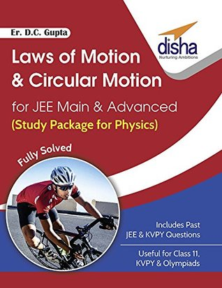 Laws of Motion and Circular Motion for JEE Main & Advanced