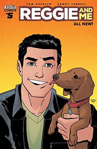Reggie and Me (2016-) #5 (Reggie and Me (2016-2017))