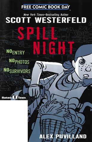 Spill Night (Spill Zone #0.5)