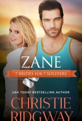 Zane (7 Brides for 7 Soldiers #3) Pdf Book