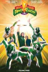 Mighty Morphin Power Rangers, Vol. 3