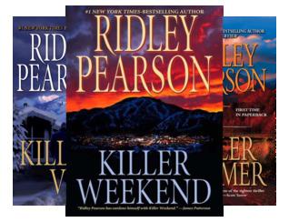 Walt Fleming Novel (4 Book Series)