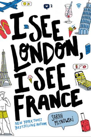 Afbeeldingsresultaat voor i see london i see france sarah mlynowski