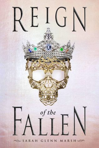 Recensie: Reign of the fallen van Sarah Glenn marsh