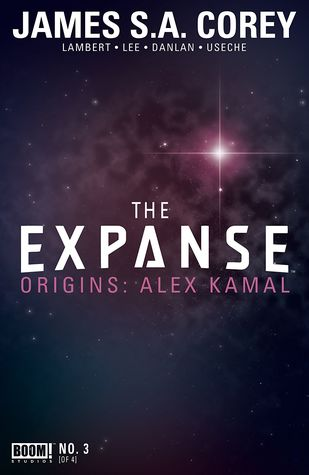 The Expanse Origins: Alex Kamal