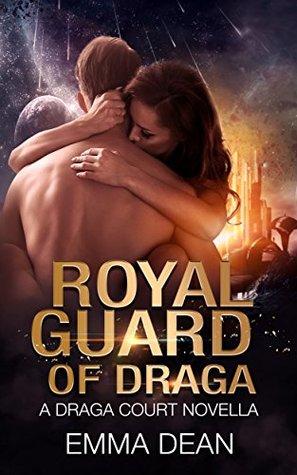 Royal Guard of Draga Book Cover