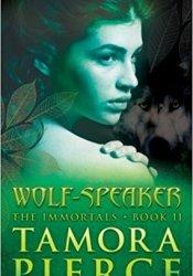 Wolf-Speaker (Immortals, #2) Pdf Book