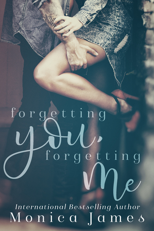 Review:  Forgetting You, Forgetting Me by Monica James