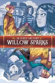 Afbeeldingsresultaat voor the altered history of willow sparks