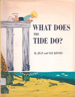 What does the tide do?