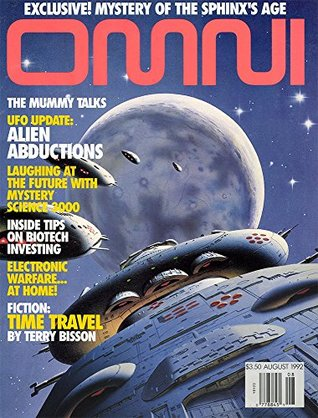 OMNI Magazine August 1992