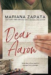 Dear Aaron Book Pdf