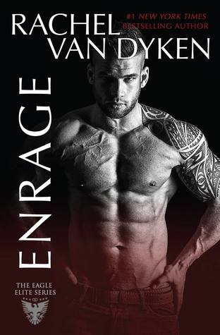 Blog Tour Review:  Enrage by Rachel Van Dyken