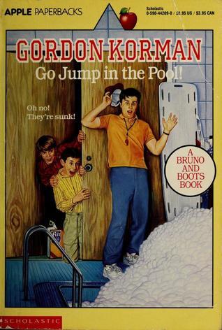 Go Jump in the Pool! (Macdonald Hall, #2)