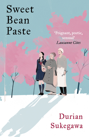 Sweet Bean Paste Book Cover