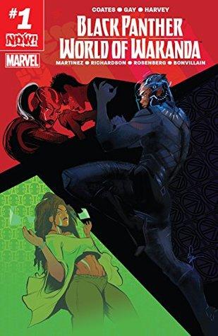 Black Panther: World of Wakanda #1