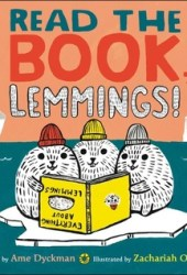 Read the Book, Lemmings! Pdf Book