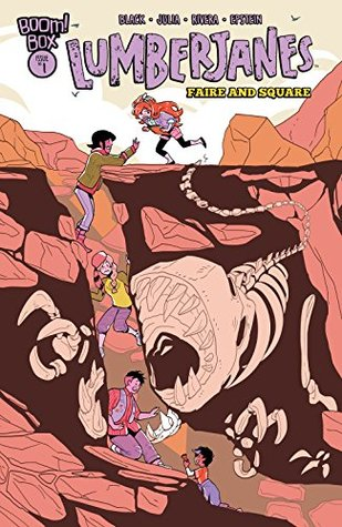 Lumberjanes 2017 Special: Faire and Square #1