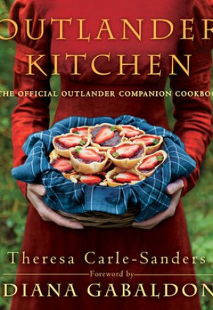 #Printcess review of Outlander Kitchen: The Official Outlander Companion Cookbook by Theresa Carle-Sanders