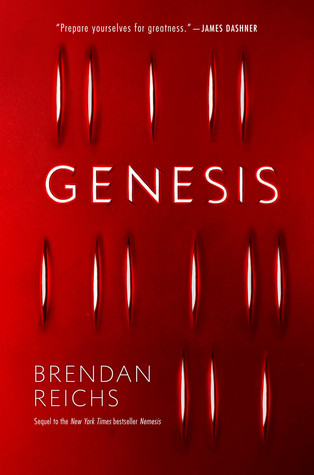 Genesis (Project Nemesis, #2)