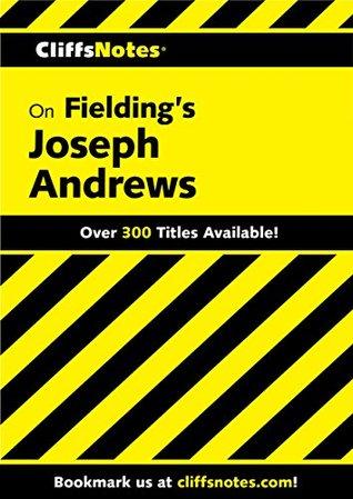 CliffsNotes on Fielding's Joseph Andrews (Cliffs notes)