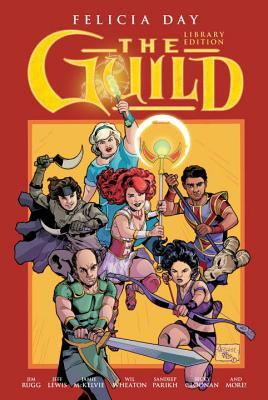 The Guild Book Cover