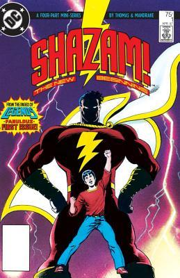 Shazam!: A New Beginning 30th Anniversary Deluxe Edition