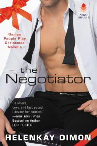 RELEASE EVENT:  THE NEGOTIATOR by HelenKay Dimon