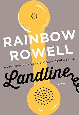 #Printcess review of Landline by Rainbow Rowell