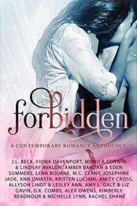 Forbidden  a Contemporary Romance Anthology by J L  Beck 35628924