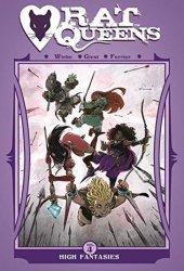 Rat Queens, Vol. 4: High Fantasies (Rat Queens, #4) Book Pdf