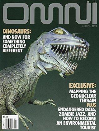 OMNI Magazine March 1992