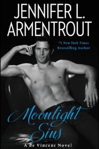 REVIEW:  MOONLIGHT SINS by Jennifer L. Armentrout