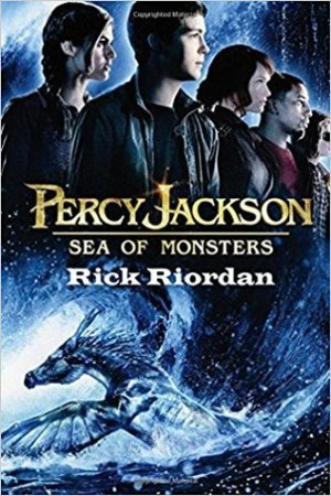 The Sea of Monsters: Rick Riordan (Percy Jackson and the Olympians, Book 2)