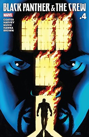 Black Panther And The Crew #4
