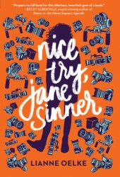 Nice Try, Jane Sinner Pdf Book