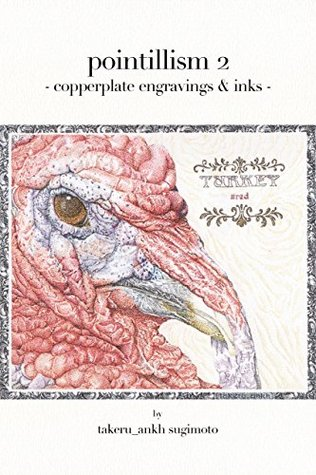 pointillism 2: copperplate engravings and inks