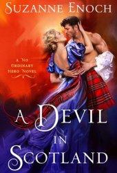 A Devil in Scotland (No Ordinary Hero, #3) Pdf Book