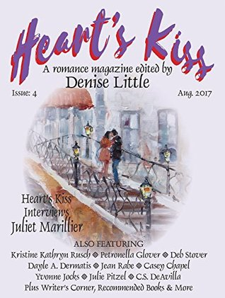 Heart's Kiss: Issue 4, Aug. 2017