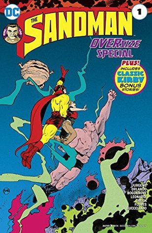The Sandman Special (2017-) #1 (Jack Kirby 100 (2017))