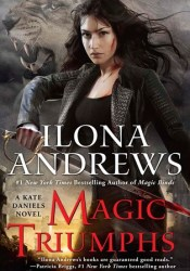 Magic Triumphs (Kate Daniels, #10) Pdf Book